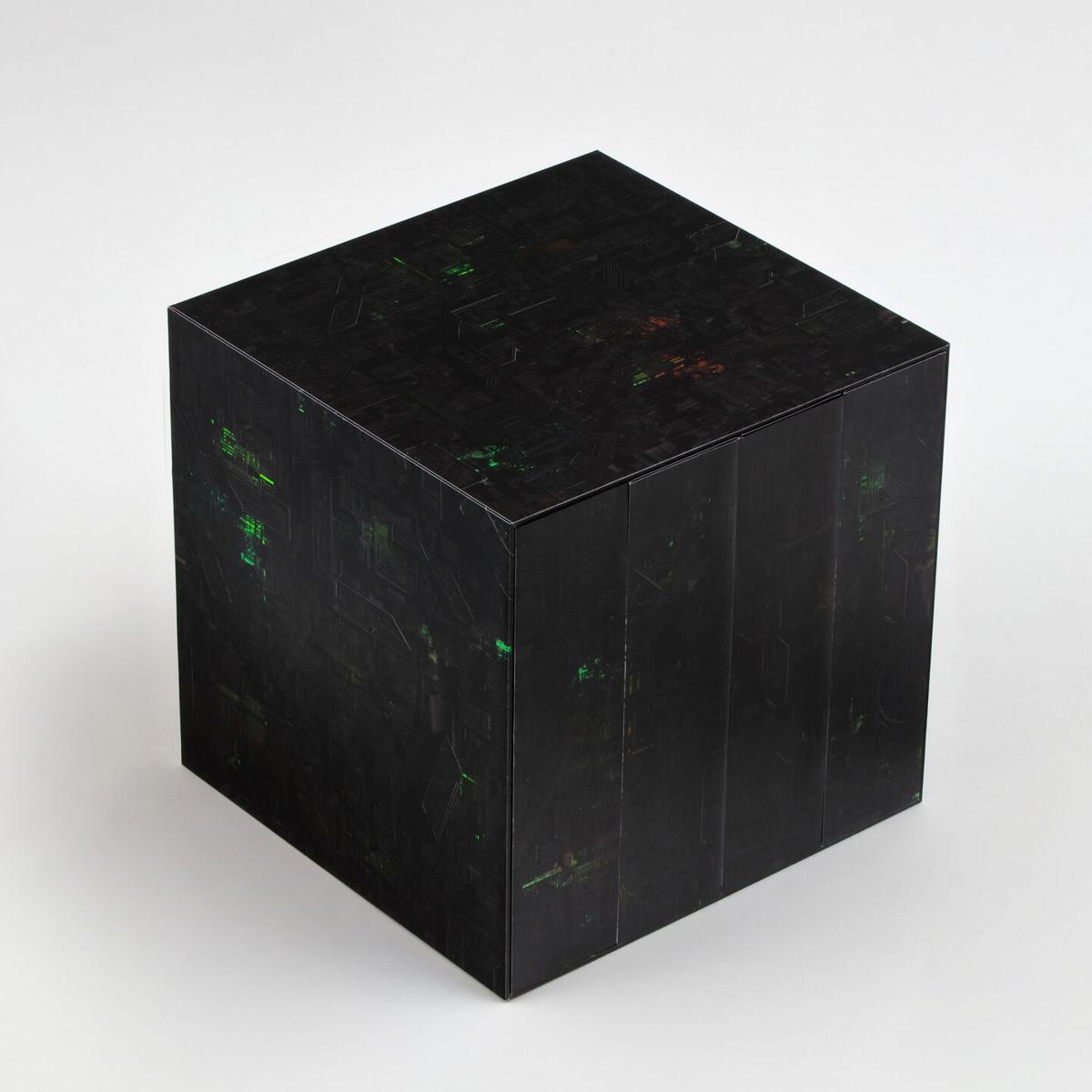 Behold the Borg Cube Advent Calendar from Hero Collector