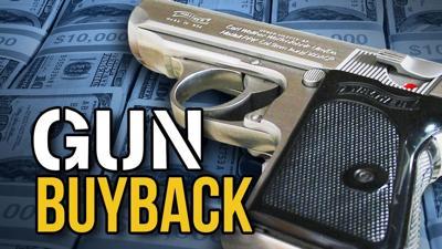 Gun buyback graphic