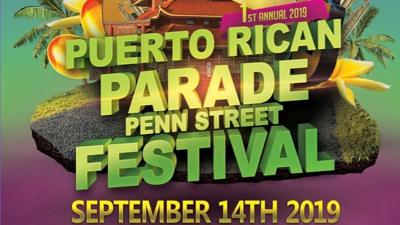 Plans in place to celebrate Puerto Rican pride in Reading
