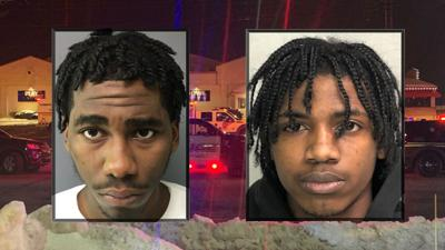 Jamel Barnwell and Raymir Johnson Montgomery County bowling alley shooting