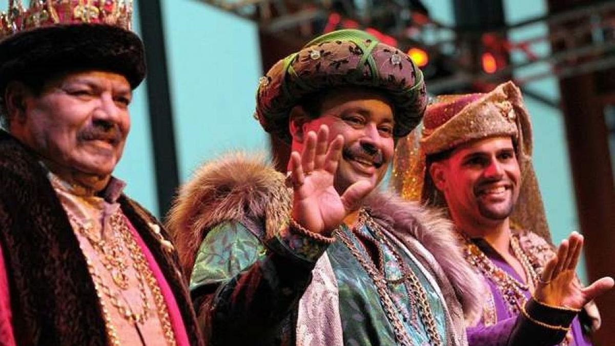 Three Kings at SteelStacks