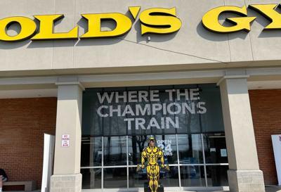 Gold's Gym Crofton MD