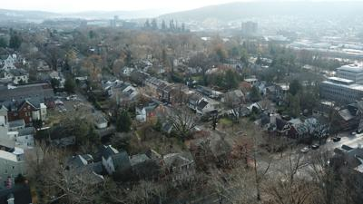 South Bethlehem - Aerial Photo