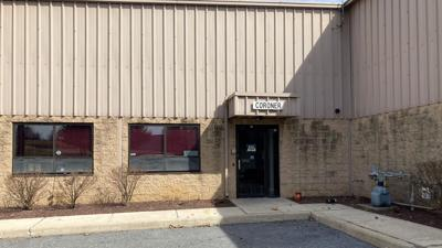 Berks County coroner's office in Bern Township