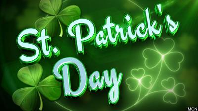 St. Patrick's Day graphic