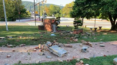 Bethlehem chief says fallen officer memorial will be rebuilt after DUI crash