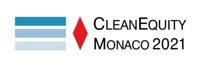 CleanEquity Monaco 2021 Logo