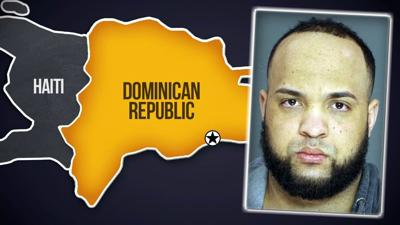 RPD vice: Man recipient of cocaine from Dominican Republic