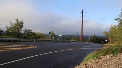 Route 924 West Mahanoy Township Schuylkill County pedestrian crash locator