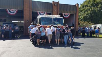 Lower Alsace houses new fire truck, rough terrain vehicle