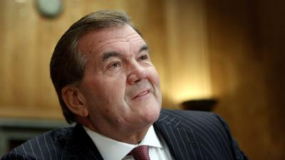 Tom Ridge returns home nearly a month after heart attack