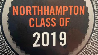Spelling error has students waiting a little longer for their Northampton High School yearbook