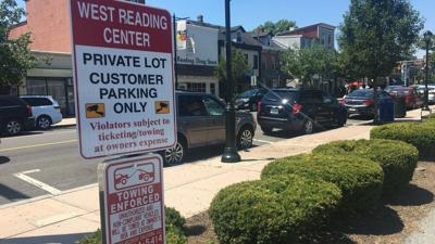 'Pay to park' trial run could help West Reading parking woes
