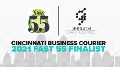 Cincinnati Business Courier Fast 55 Finalist