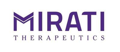 Logo (PRNewsfoto/Mirati Therapeutics, Inc.)