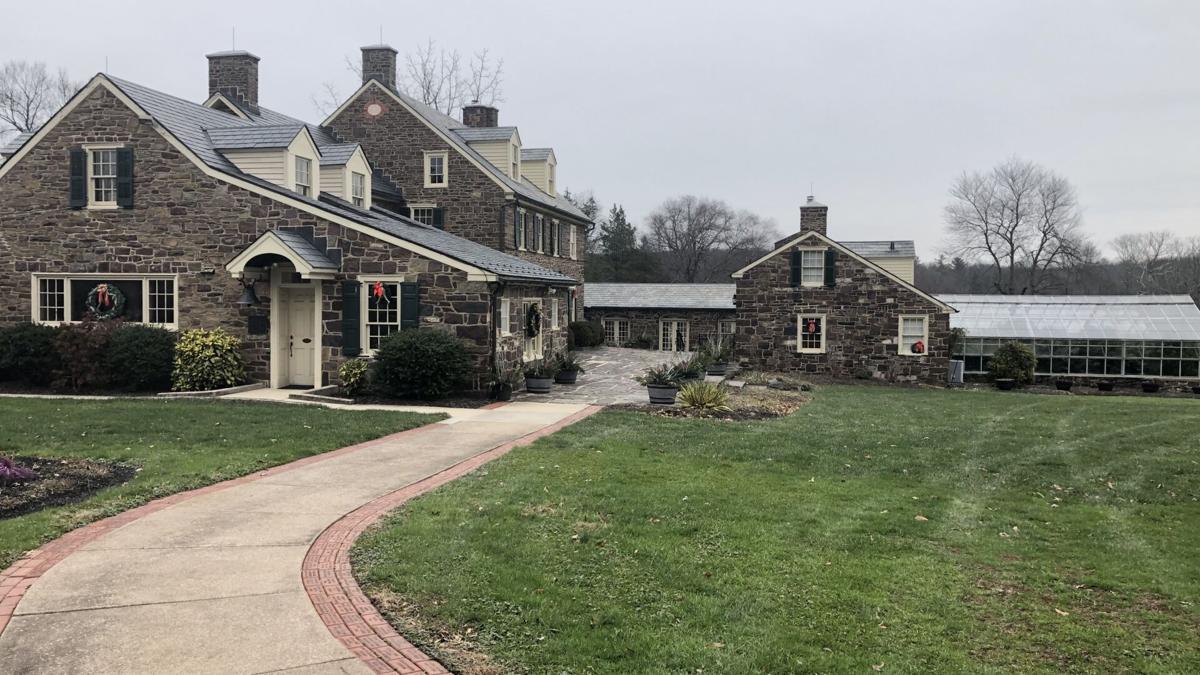 Pearl S. Buck House in Bucks County