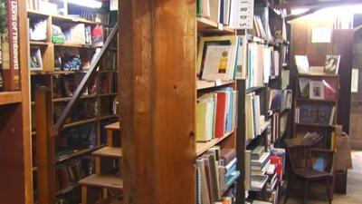 One Tank Trip: Baldwin's Book Barn