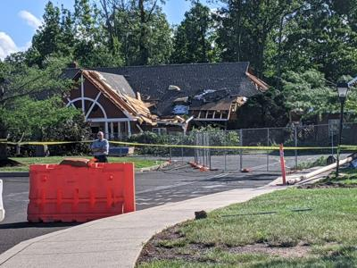 Daycare collapse in Doylestown