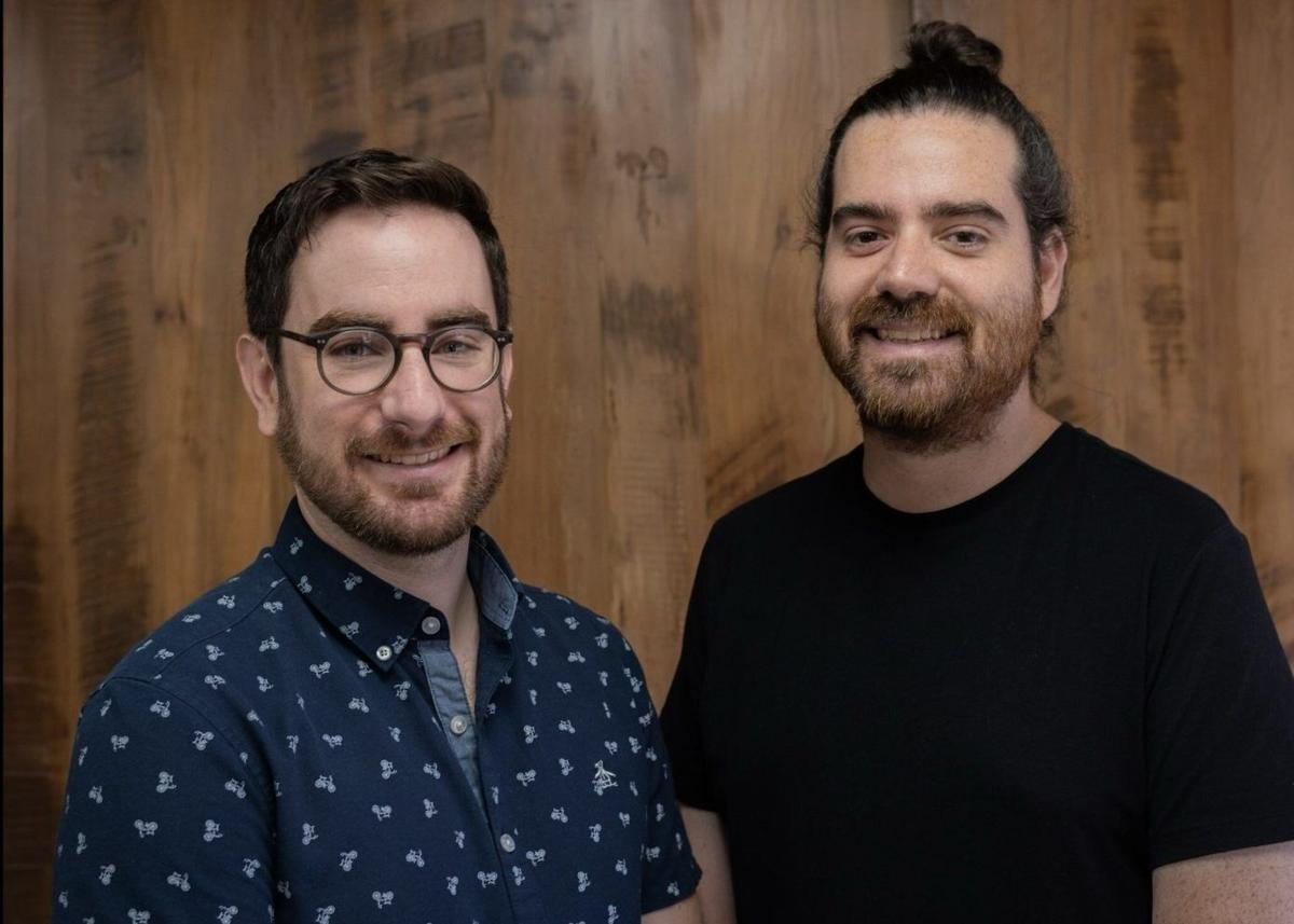 Left: Andres Ugarte (Founder & CEO), Right: Gabriel Dieguez (Founding Engineer)