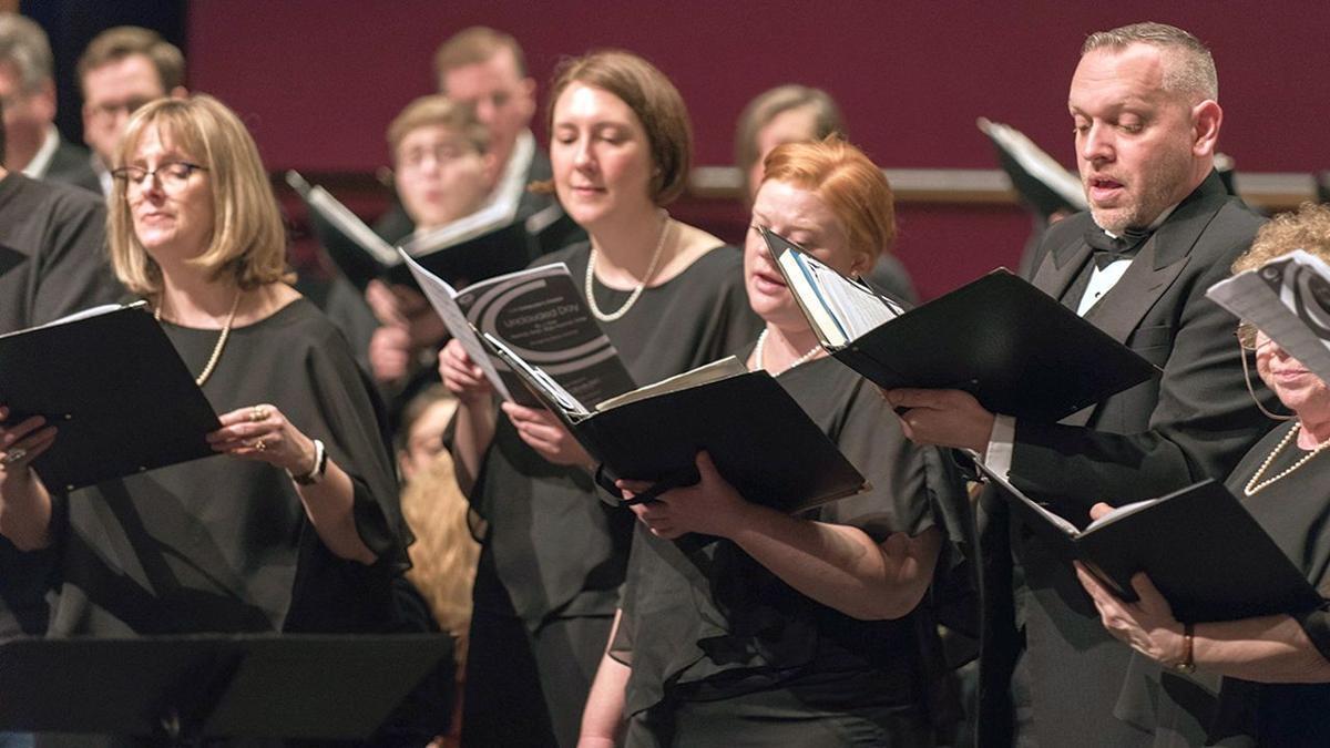 The Bach Choir of Bethlehem