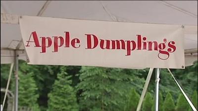 Apple Dumpling Festival