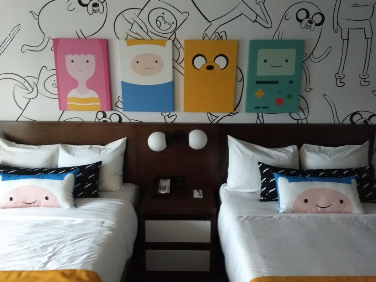 Photos Inside The New Cartoon Network Hotel Berks Regional News