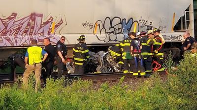 Community mourns Berks woman killed when train struck SUV