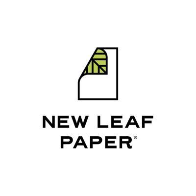 (PRNewsfoto/New Leaf Paper)