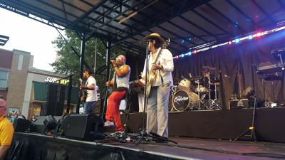 PHOTOS: The Revolution plays free concert in Reading