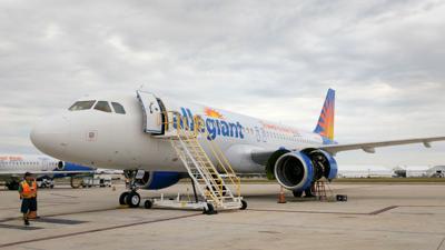 Allegiant establece base en Aeropuerto del valle Lehigh