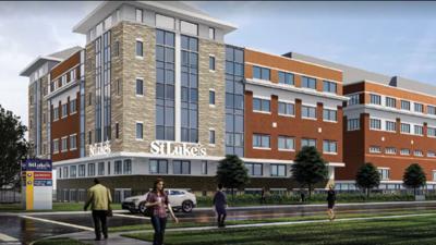 St. Luke's Allentown Campus expansion