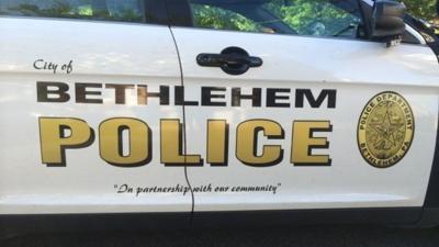 Bethlehem Police Car