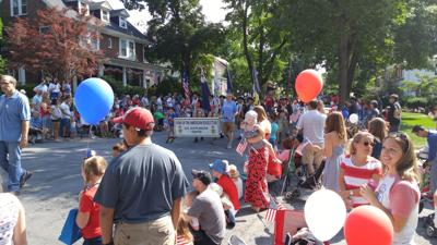 Wyomissing 4th of July - Independence Day parade