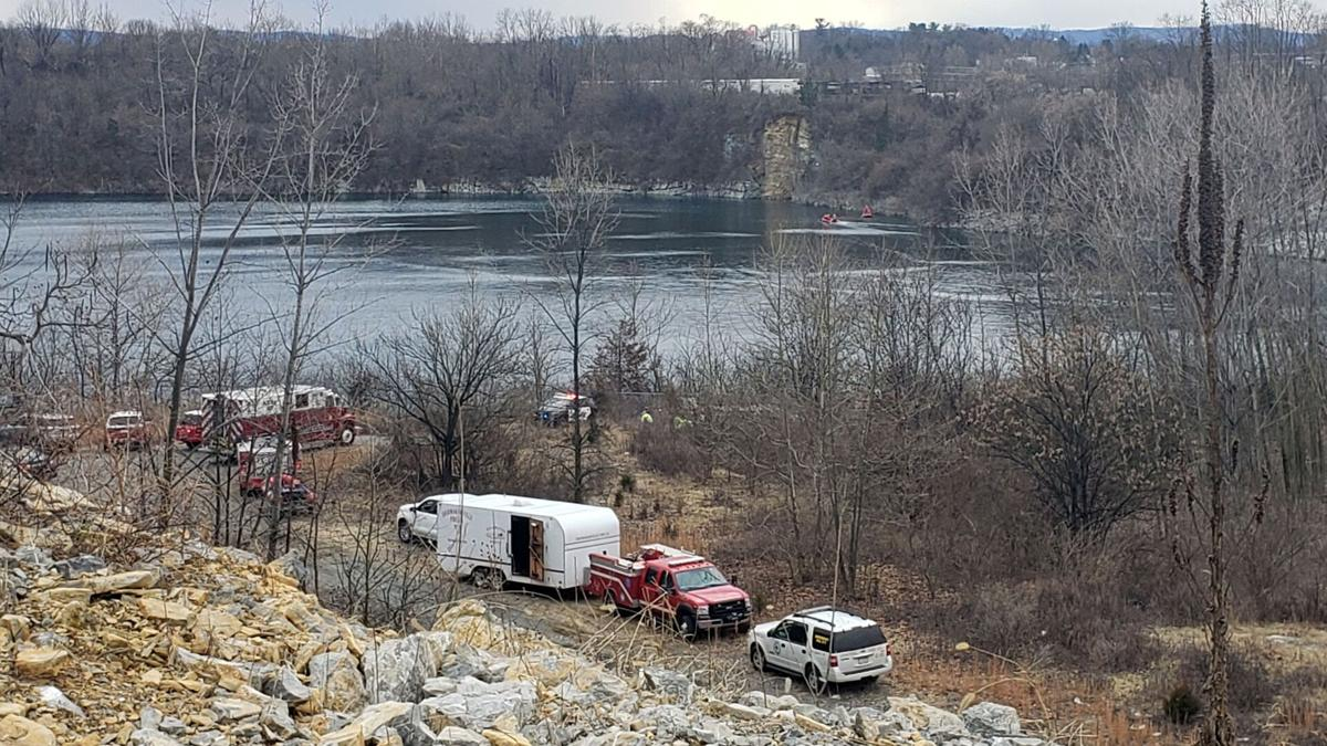 Muhlenberg quarry search
