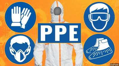 Personal protective equipment -- PPE