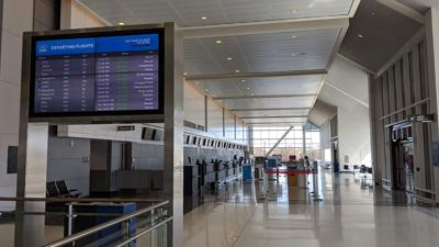 Passenger numbers at LVIA continue to soar