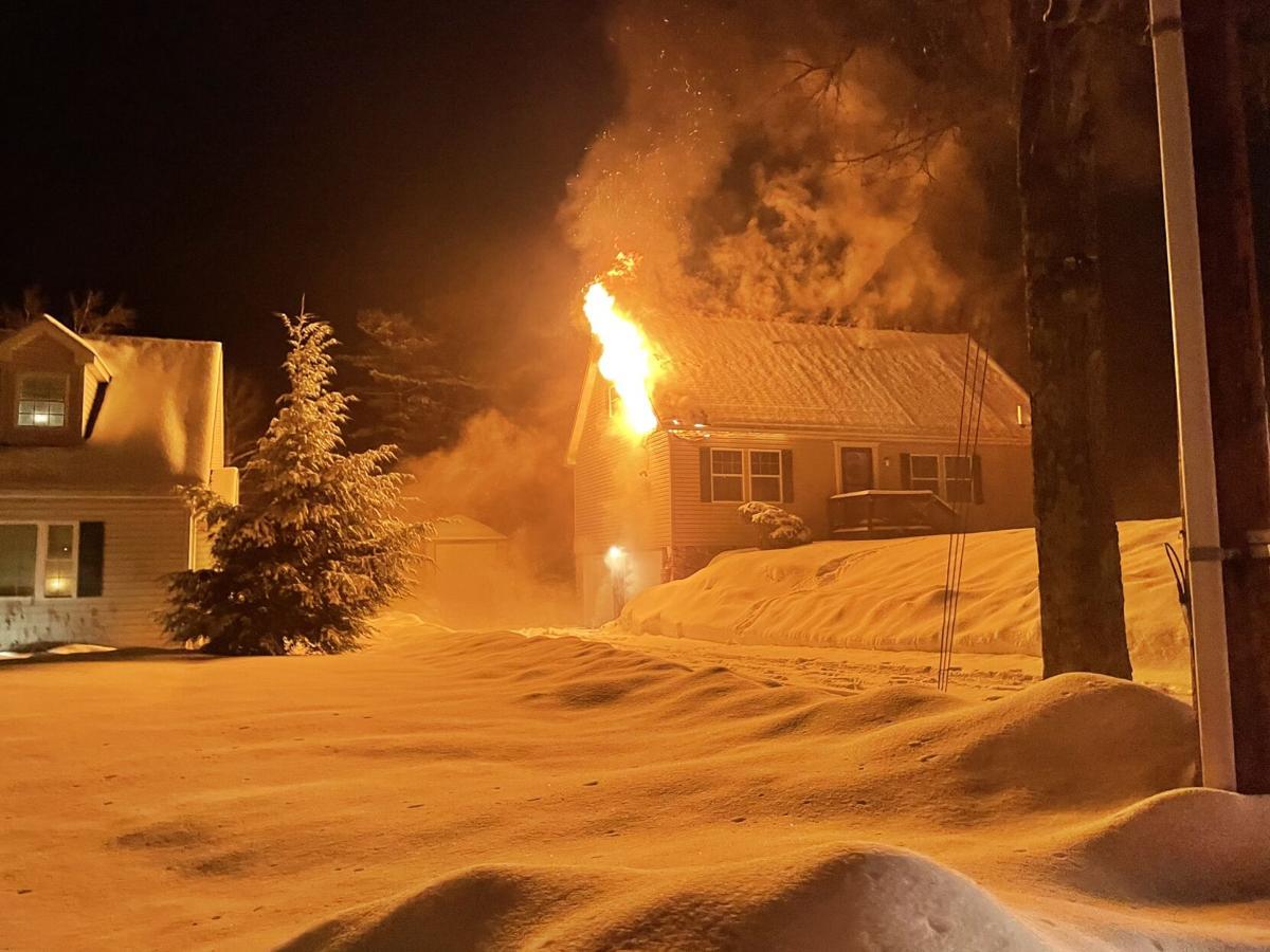 Palmerton house fire 2