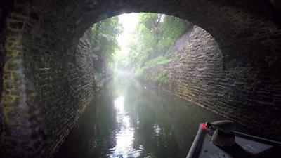 One Tank Trip: Union Canal Tunnel Park