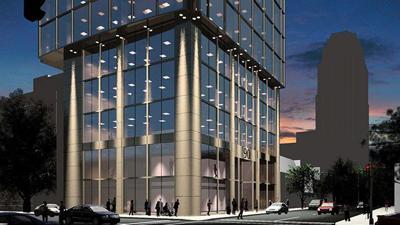 Planners okay Landmark Building for downtown Allentown