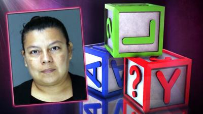 Reading woman charged in case of shaken baby syndrome