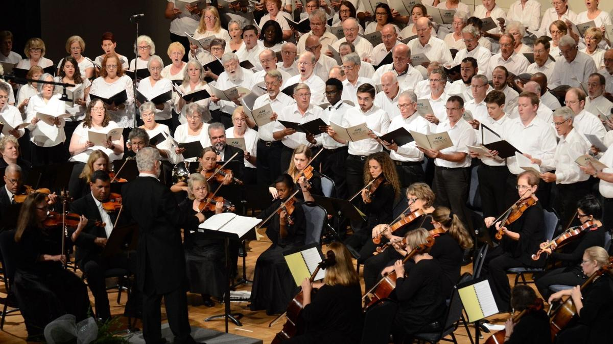 Moravian Festival Chorus