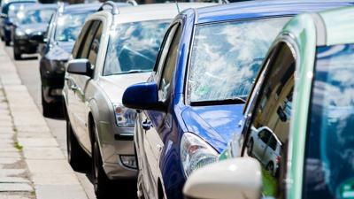 Traffic cars generic
