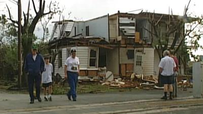 20 years later: Lyons residents look back on 1998 tornado