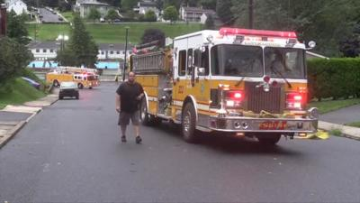Possible power surge forces evacuations in Catasauqua