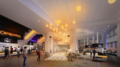 Wells Fargo Center Reveals Plans For Multi Year Makeover