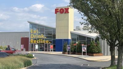 Fox Berkshire movie theater in Wyomissing