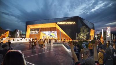 Esports arena coming to Philadelphia