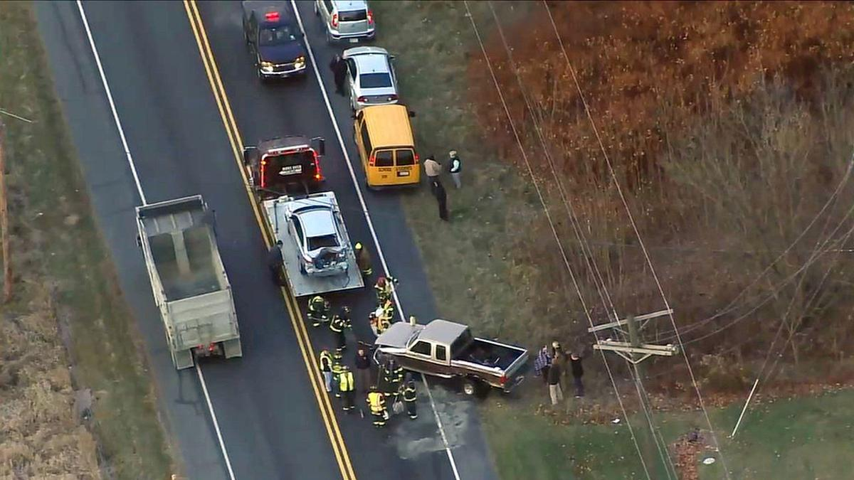 11-14-19 School van crash in Washington Township, Berks County.jpg