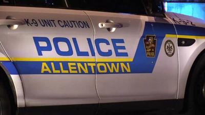 Allentown Police Department Night