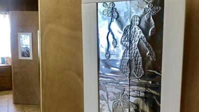 One Tank Trip: Braille Art Show at The Arts Barn